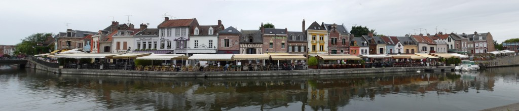 Amiens old town