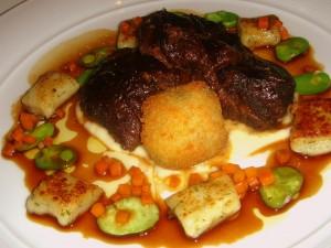 Daube of beef