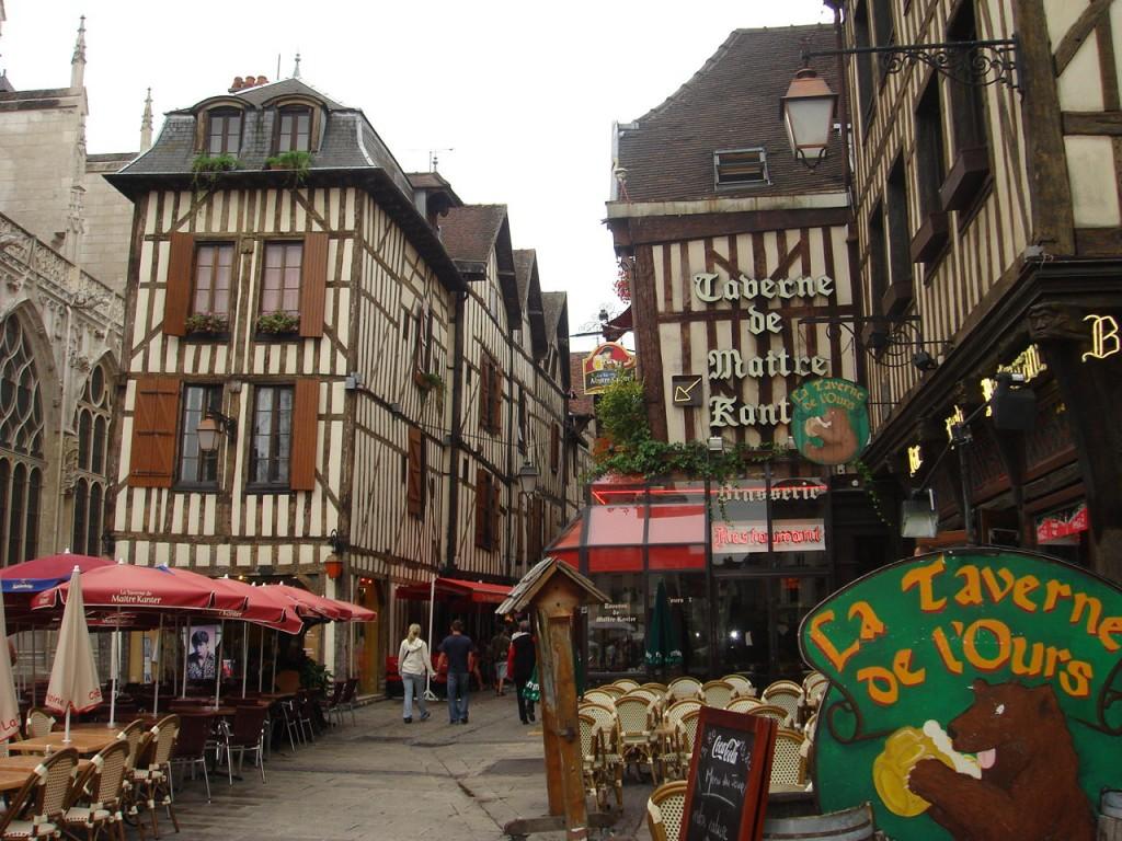 Medieval Troyes