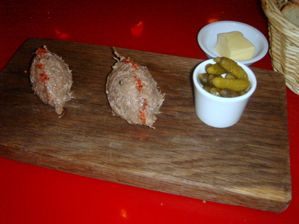 Duck rillette