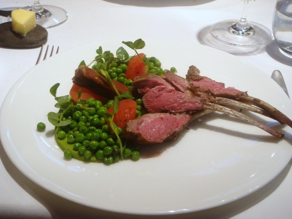 Denham Castle lamb