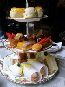 Tea for 2 at The Parlour