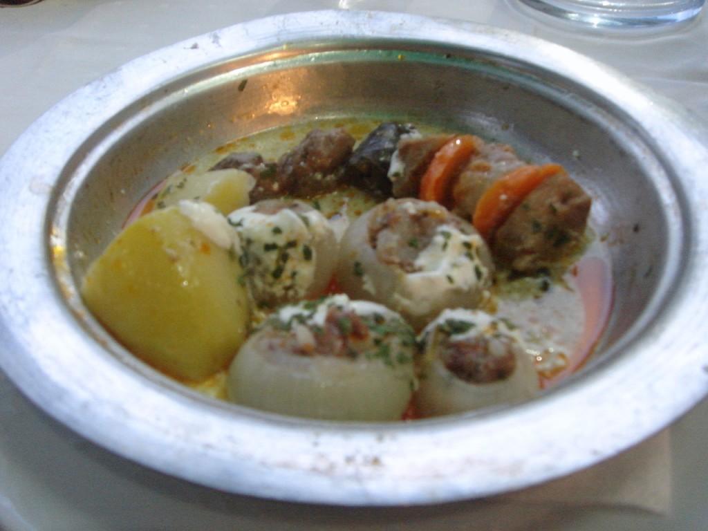 Mixed Bosnian specialties