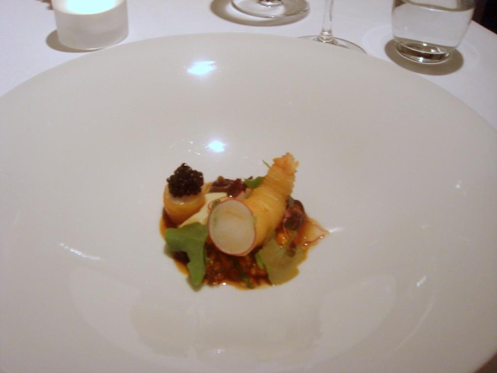 Langoustine & lobster bolognaise