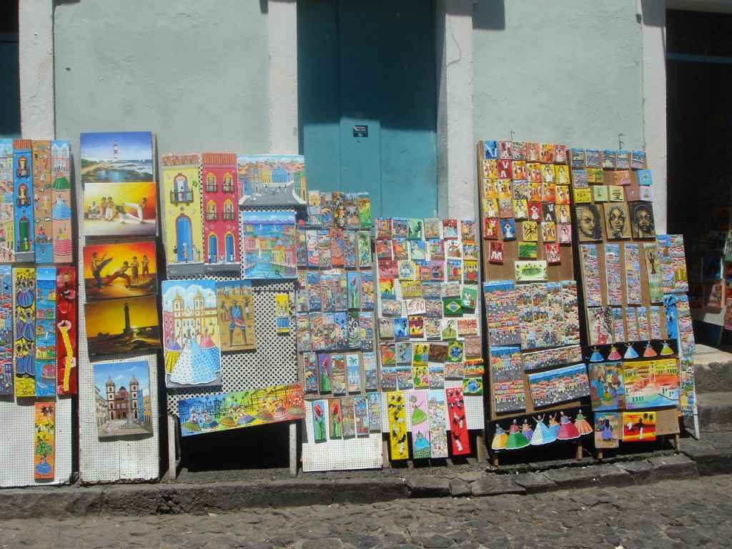 Pelourinho (Old Town), Salvador