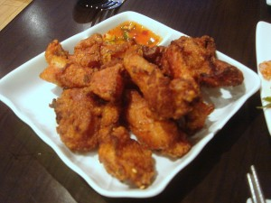 Malaysian blanchan chicken