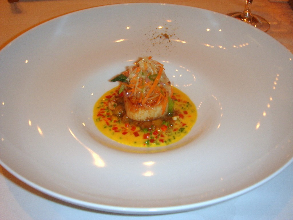 Bobby's Block Island sea scallop