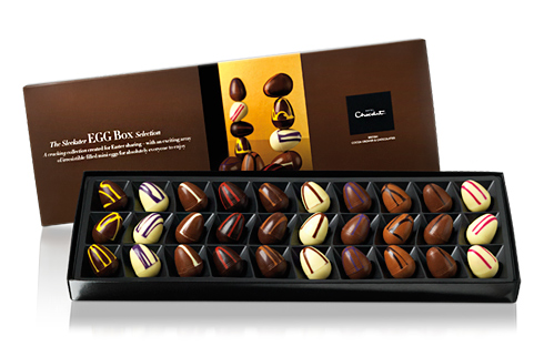 Hotel Chocolat Sleekster Easter Egg Box