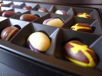 Hotel Chocolate Easter chocs