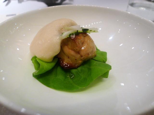 Foie gras 'choy'