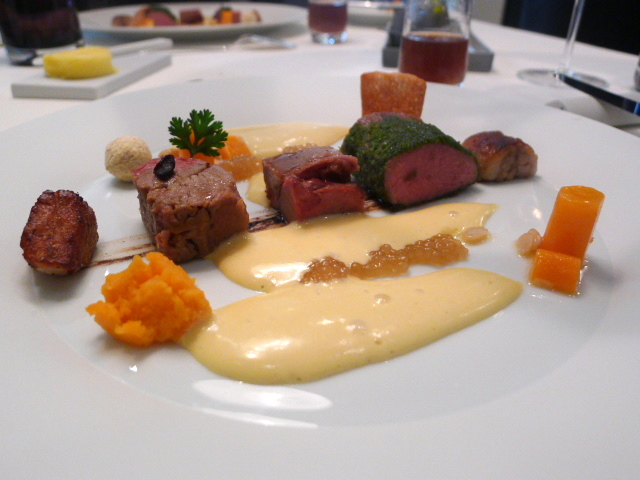 Lamb five ways
