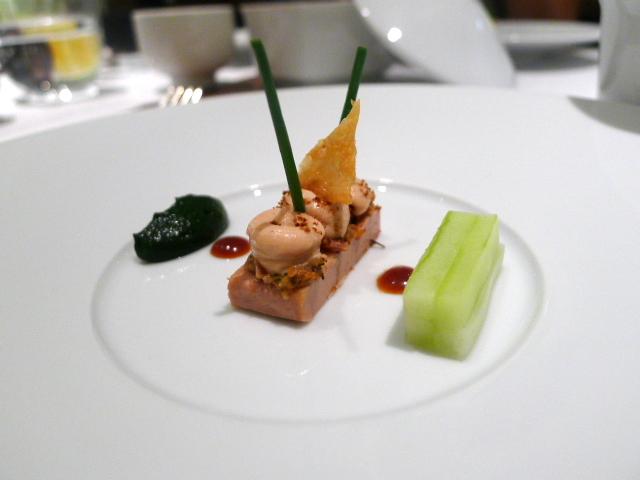 Confit duck & foie gras