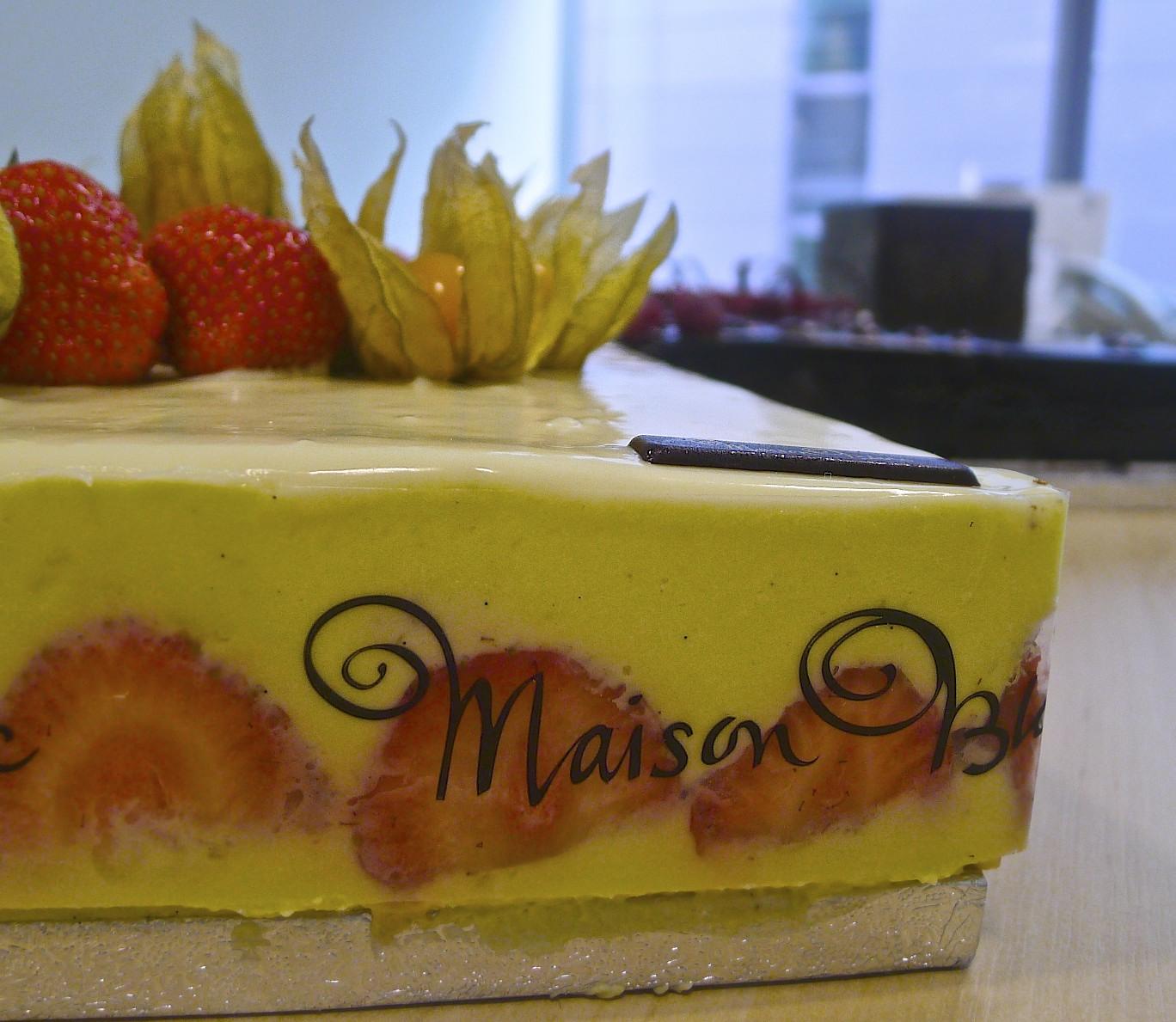 Maison Blanc Birthday Cakes
