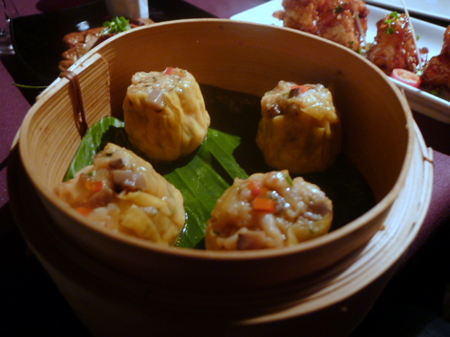 Scottish scallop shu mai