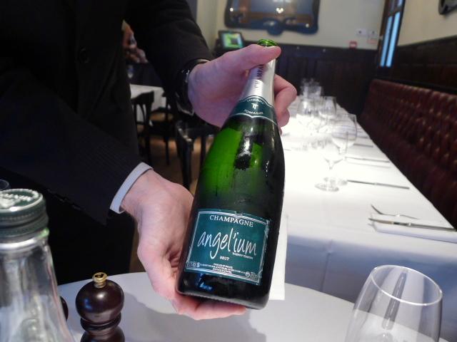 Angelium champagne