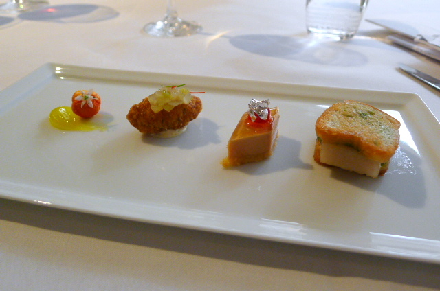 Amuse bouches