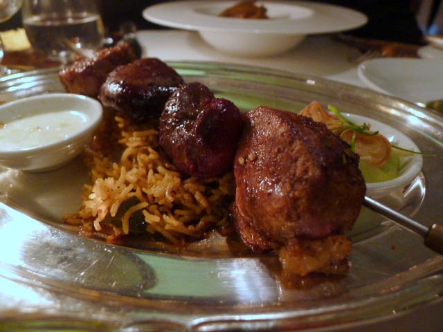 Kebab a la Turk