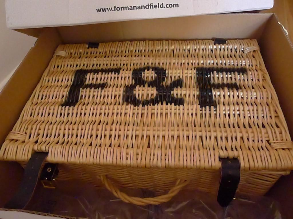 The hamper basket