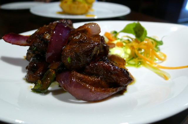 Coorgi pork