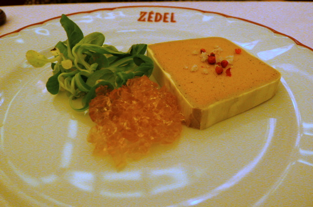 Parfait de foie gras