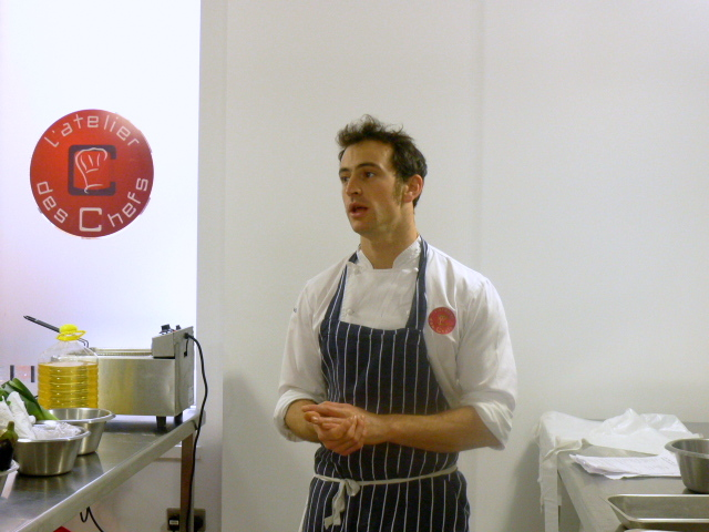 Head Chef Neil Matthews