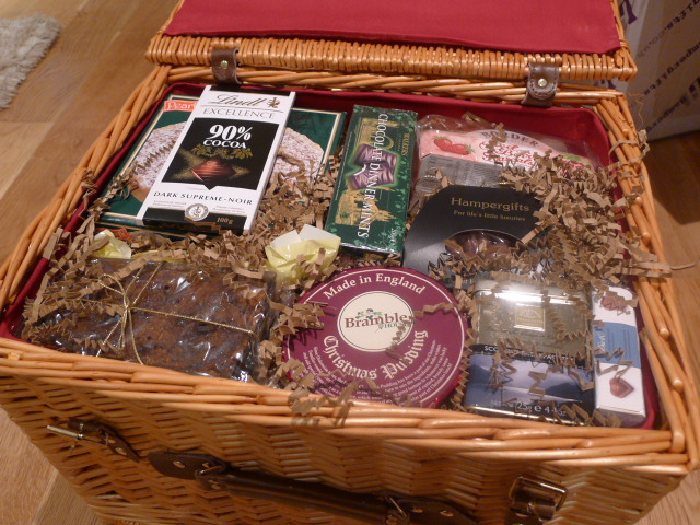 The Christmas Splendour Hamper