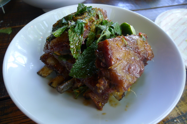 Jow's sweet and sour lamb ribs