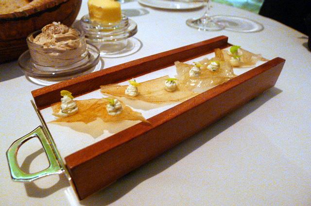 Celery crisps