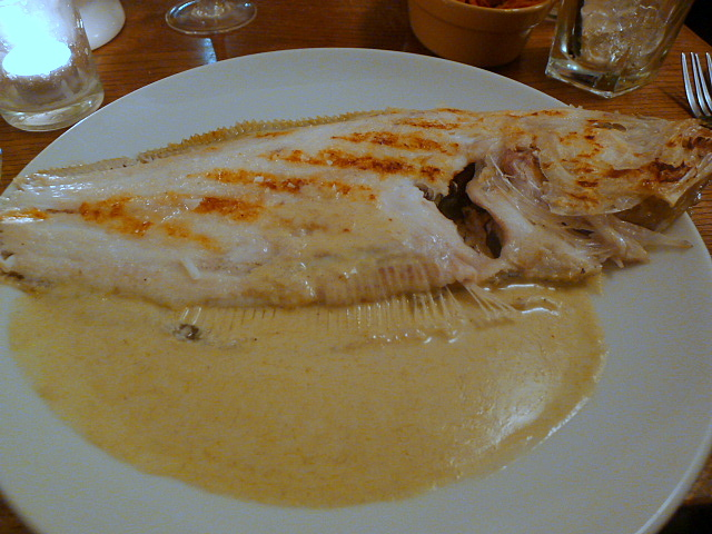 Whole megrim sole