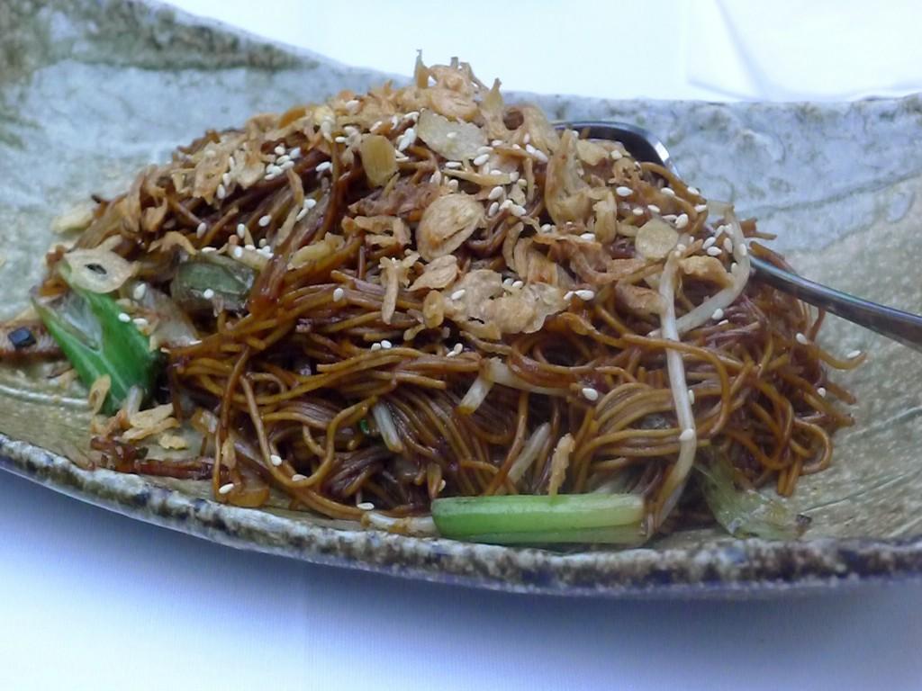 Singapore vermicelli noodles