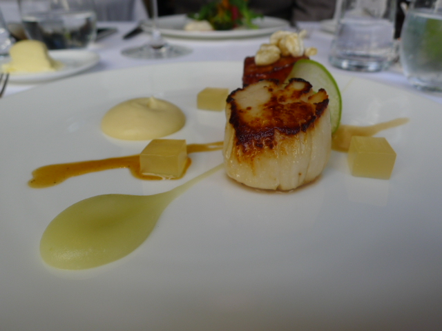 Orkney scallop