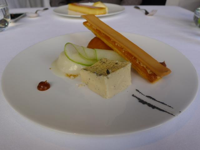 English custard tart