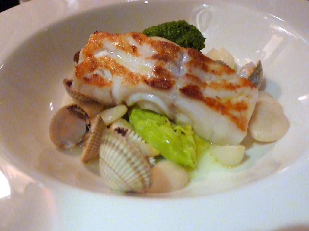 Cornish cod