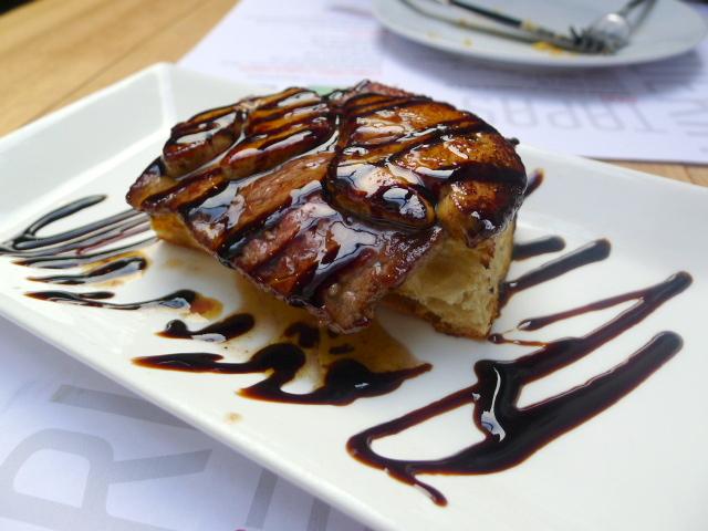 'Pincho' of beef, foie gras & PX sauce