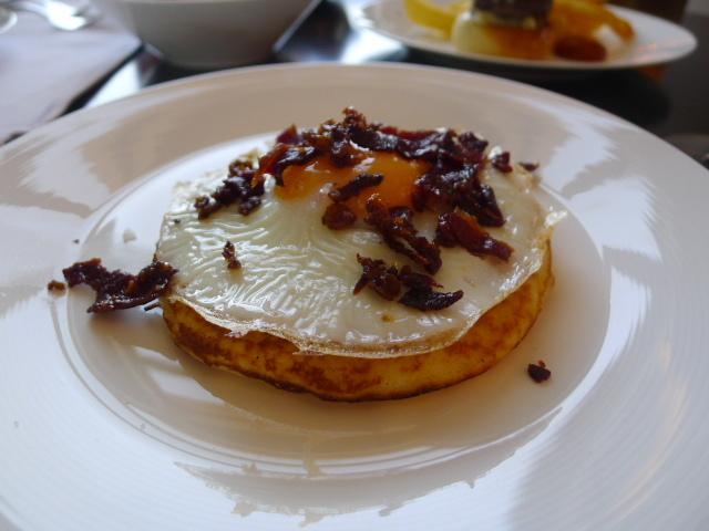 Salted pancake