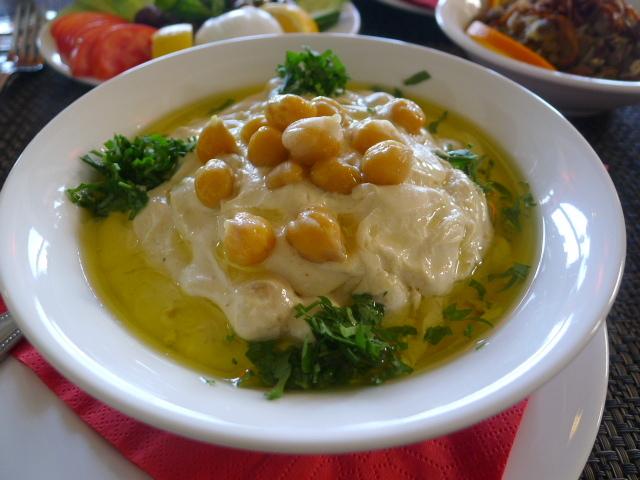 Mussabaha hummous