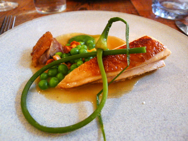 100-day Lincolnshire chicken