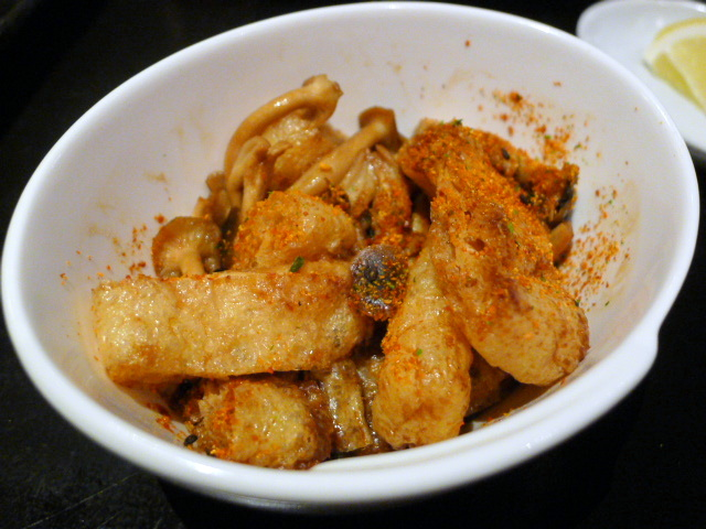 Shichimi shimeji mushrooms