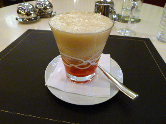 Bellini iced cup