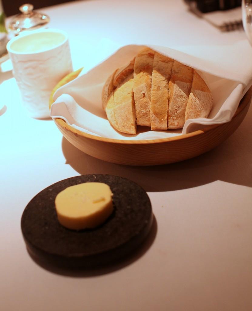 Breads at Angler