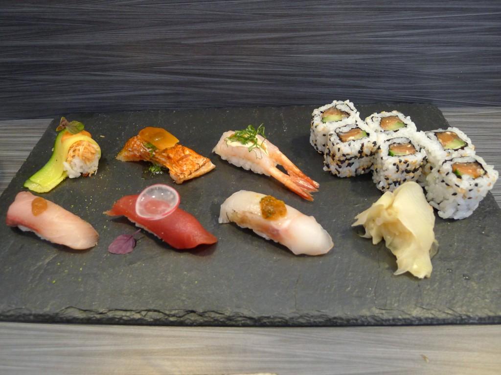 Umu sushi omakase
