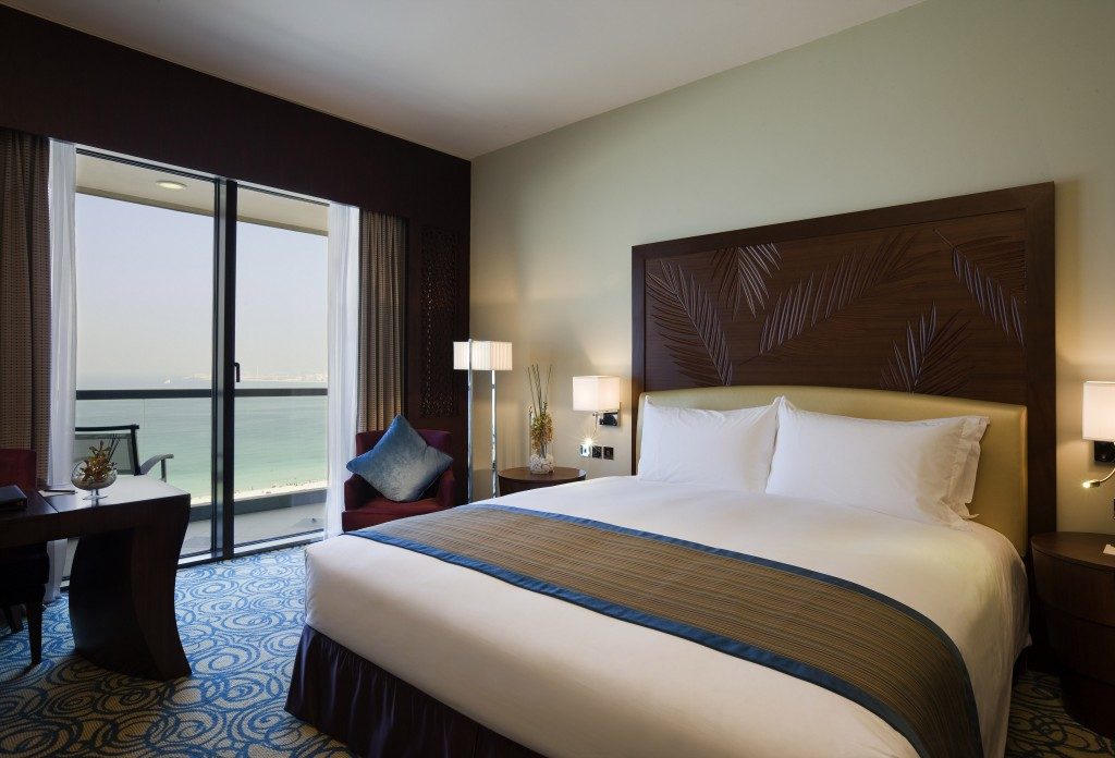 Sofitel Dubai Jumeriah Beach Hotel luxury room