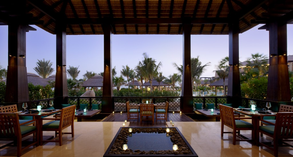 Sofitel Dubai The Palm Resort - Moana