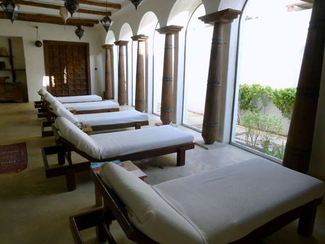 The Sharq Six Senses Spa