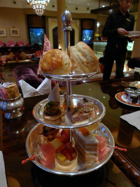 The Sharq Royal Afternoon Tea