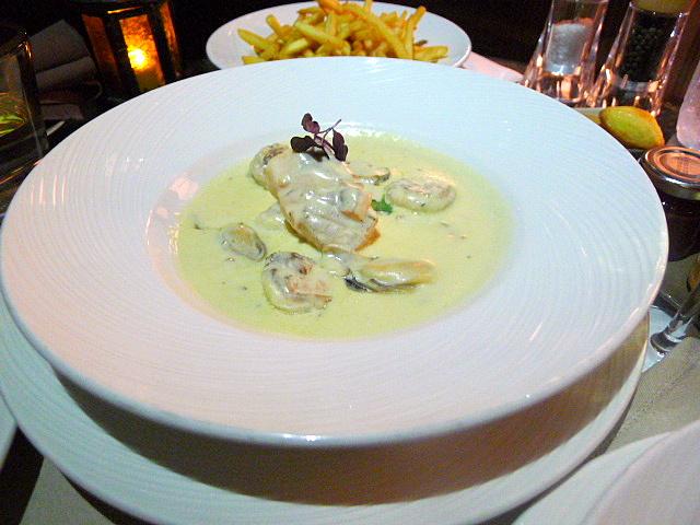 Sofitel Dubai Jumeirah Beach Hotel - seafood blanquette
