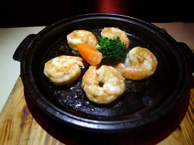 Tomo - ebi toubanyaki