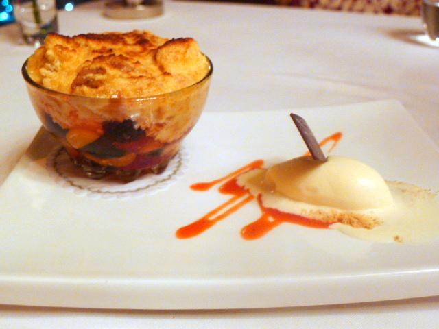La Mer - Mixed berry gratin