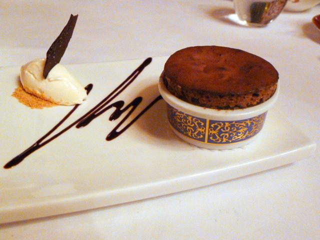 La Mer - Chocolate soufflé