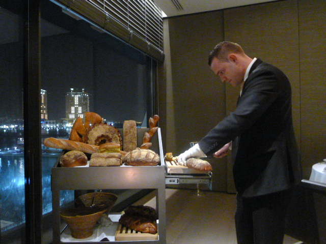 Quisine by Guy Savoy - Bread selection